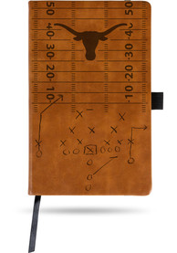 Texas Longhorns Laser Engraved Small Notepad