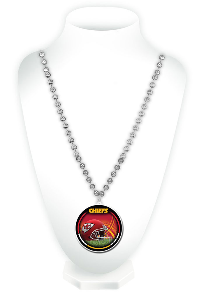 Kansas City Chiefs Generic Disk Spirit Necklace - Image 1