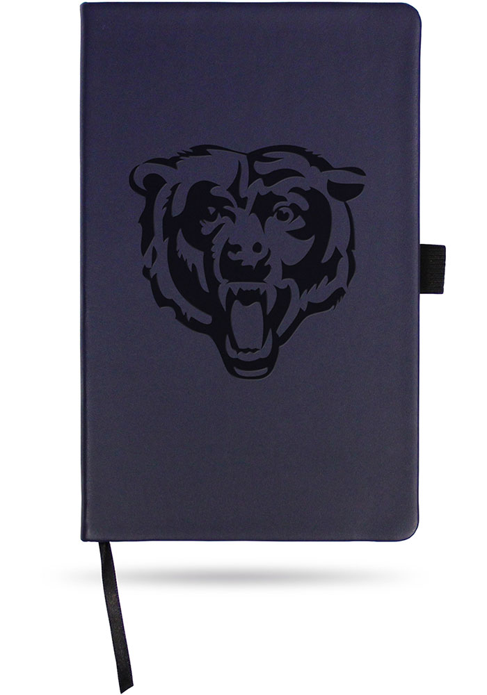Chicago Bears Navy Color Notebooks and Folders - Image 1