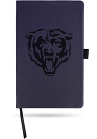 Chicago Bears Navy Color Notebooks and Folders