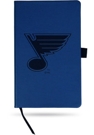 St Louis Blues Royal Color Notebooks and Folders