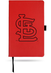 St Louis Cardinals Red Color Notebooks and Folders