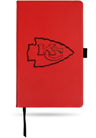 Kansas City Chiefs Red Color Notebooks and Folders