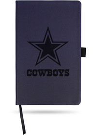 Dallas Cowboys Navy Color Notebooks and Folders