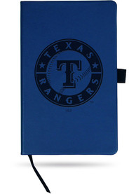 Texas Rangers Royal Color Notebooks and Folders