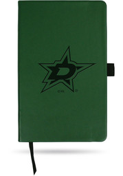 Dallas Stars Green Color Notebooks and Folders