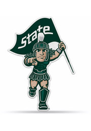 Michigan State Spartans Mascot Pennant