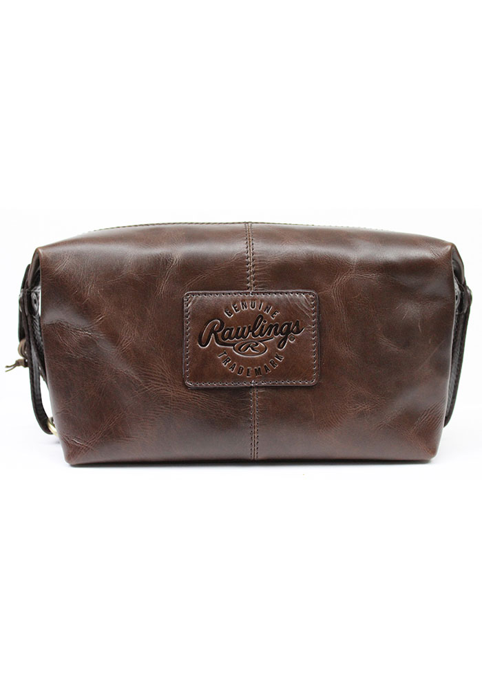 Rawlings Leather Mens Shave Kit - Image 1