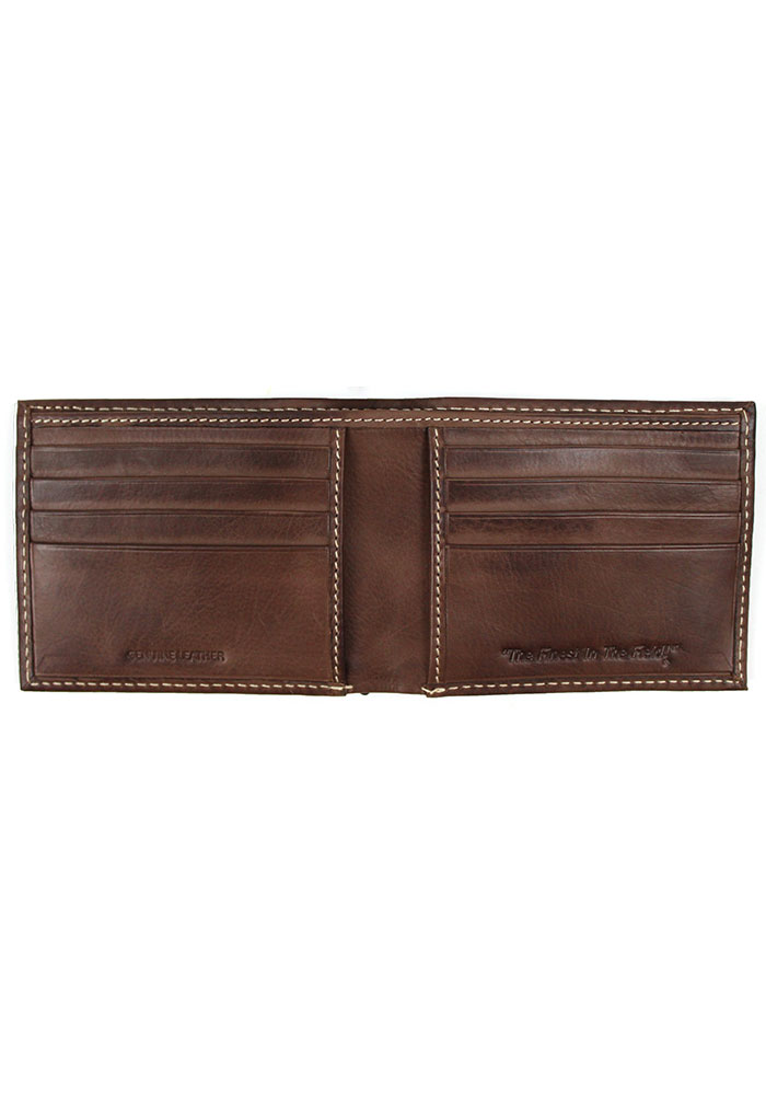 Rawlings Leather Mens Bifold Wallet - Image 2