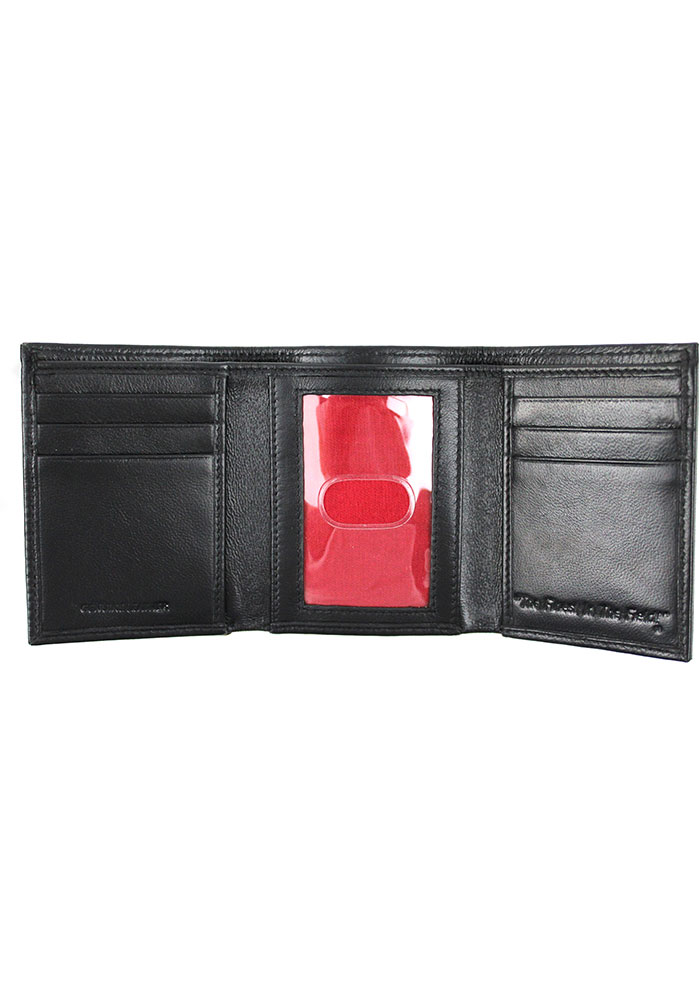 Rawlings Leather Mens Trifold Wallet - Image 2