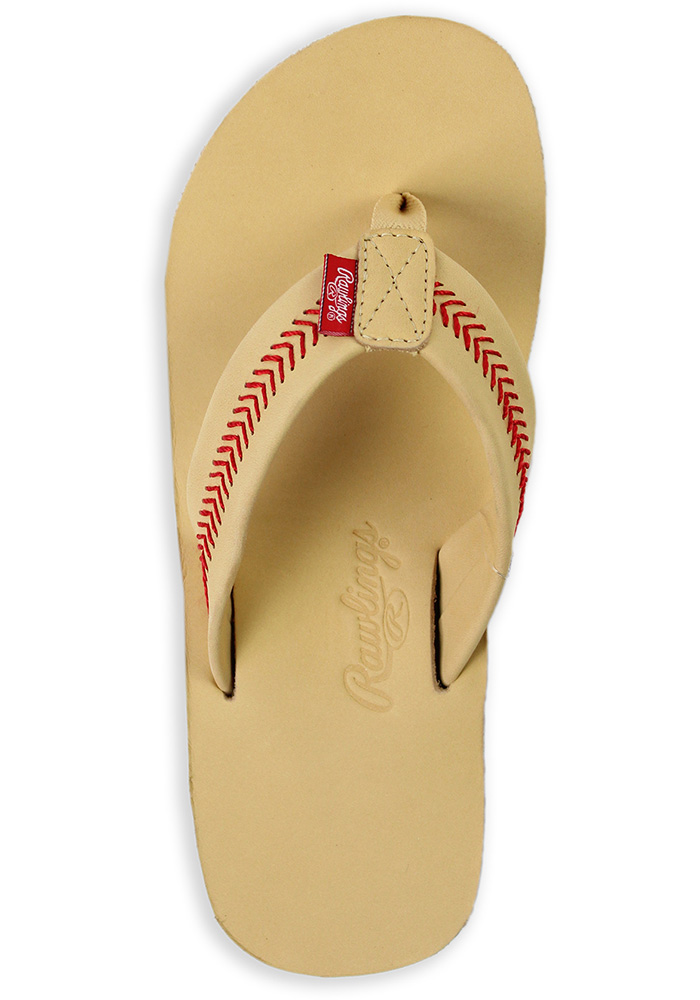 Rawlings Leather Womens Flip Flops - Image 1
