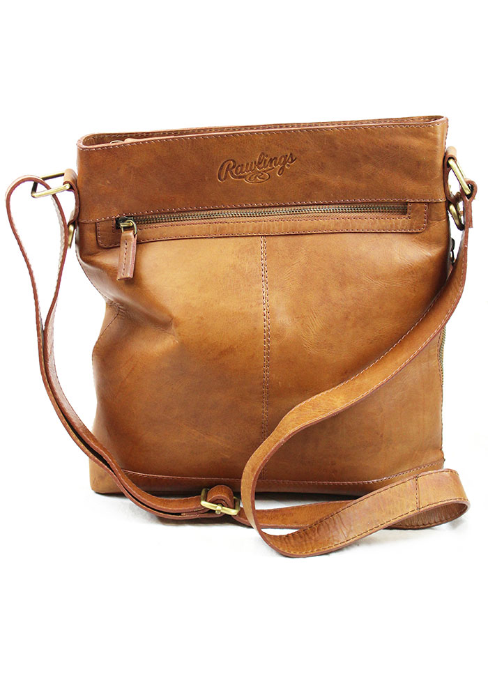 Rawlings Large Leather Crossbody Womens Purse - Image 1