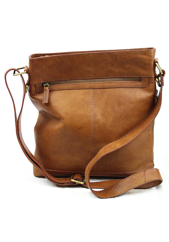 Rawlings Large Leather Crossbody Womens Purse - Image 2