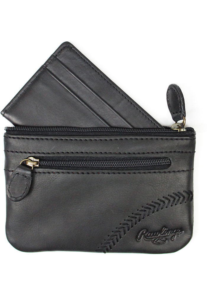 Rawlings Leather Pouch Womens Purse - Image 1