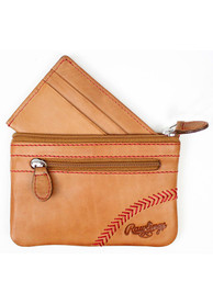 Rawlings Leather Pouch Womens Purse