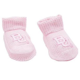 Baylor Bears Knit Bootie Boxed Set