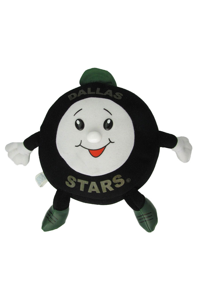 Dallas Stars Puckman Plush - Image 1
