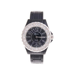 Crystal Cuff Womens Watches