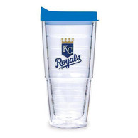 Kansas City Royals 16oz Clear Tumbler