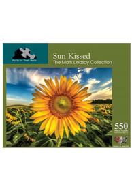 Kansas Sun Kissed 550 Piece Puzzle
