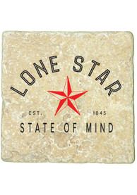 Texas State of Mind 4x4 Coaster