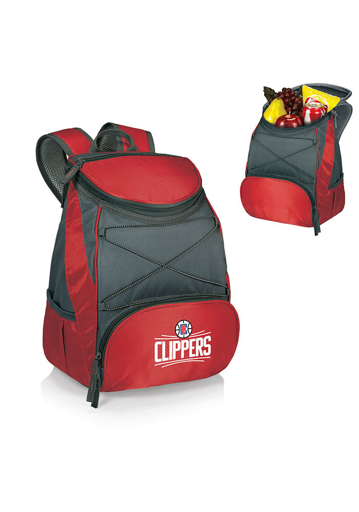 Los Angeles Clippers PTX Backpack Cooler - Image 1