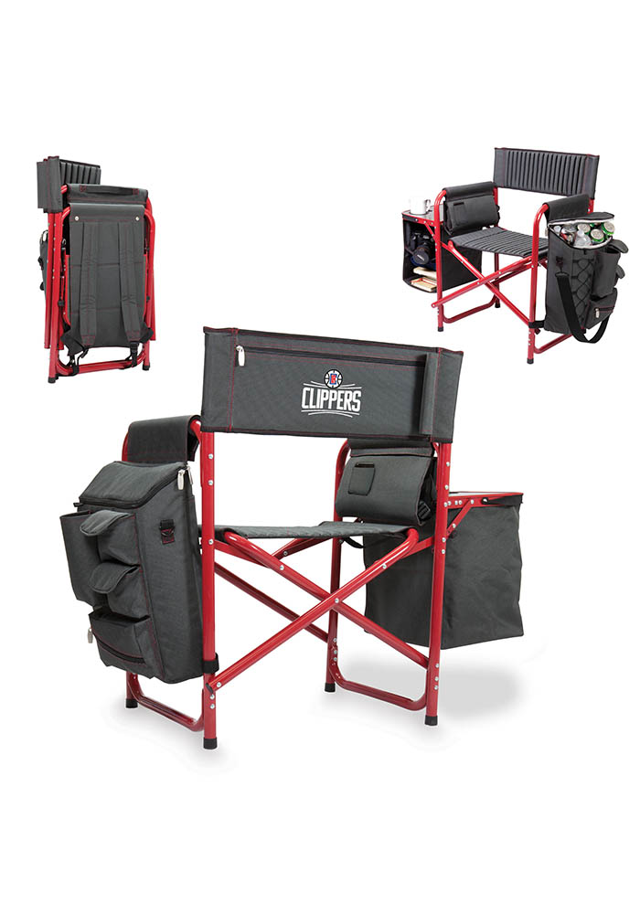 Los Angeles Clippers Fusion Canvas Chair - Image 1