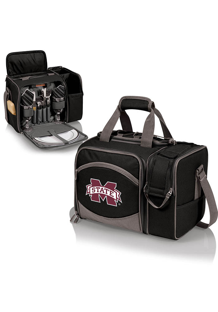 Mississippi State Bulldogs Malibu Embroidered Picnic Pack Cooler - Image 1