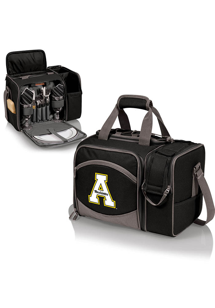 Appalachian State Mountaineers Malibu Embroidered Picnic Pack Cooler - Image 1