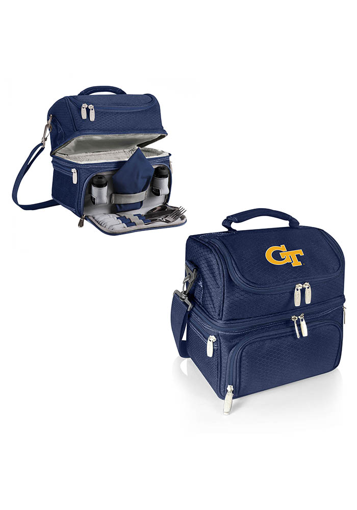 GA Tech Yellow Jackets Pranzo Personal Cooler - Image 1