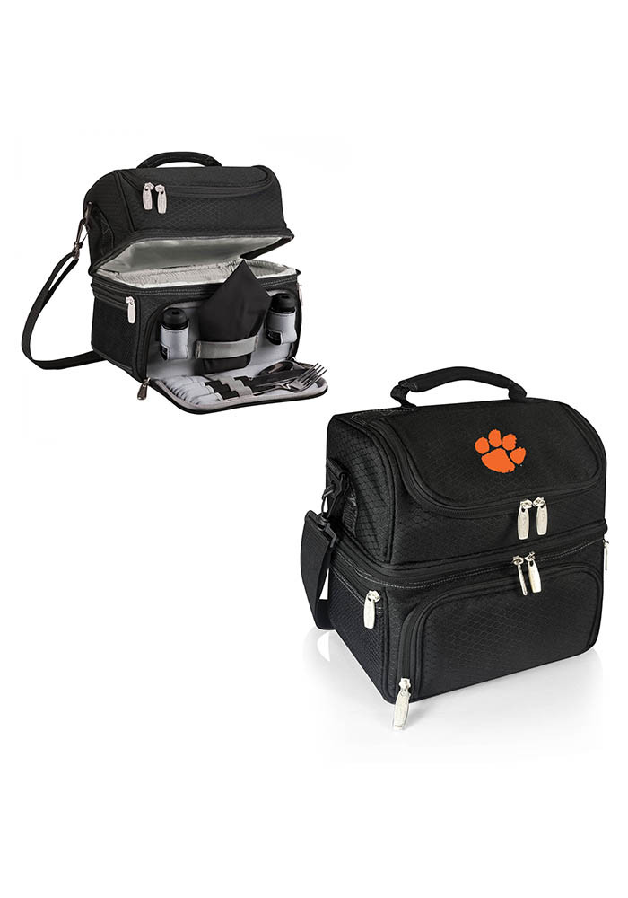 Clemson Tigers Pranzo Personal Cooler - Image 1