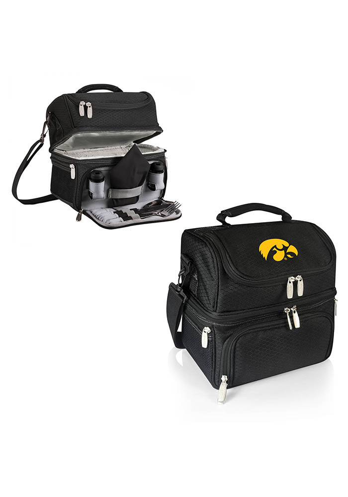 Iowa Hawkeyes Pranzo Personal Cooler - Image 1