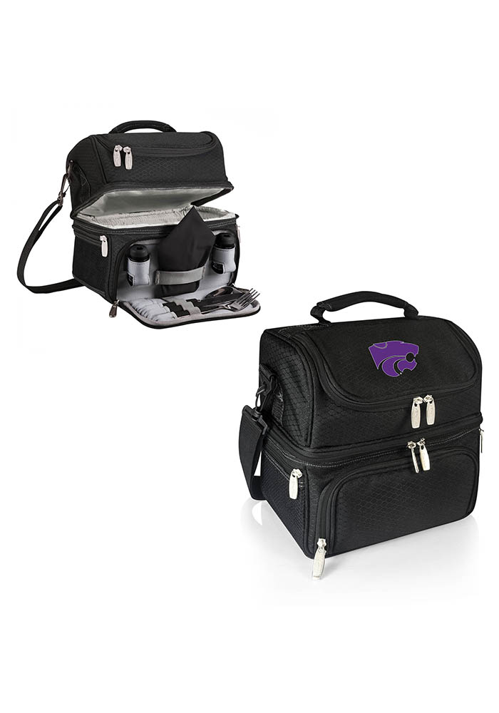 K-State Wildcats Pranzo Personal Cooler - Image 1