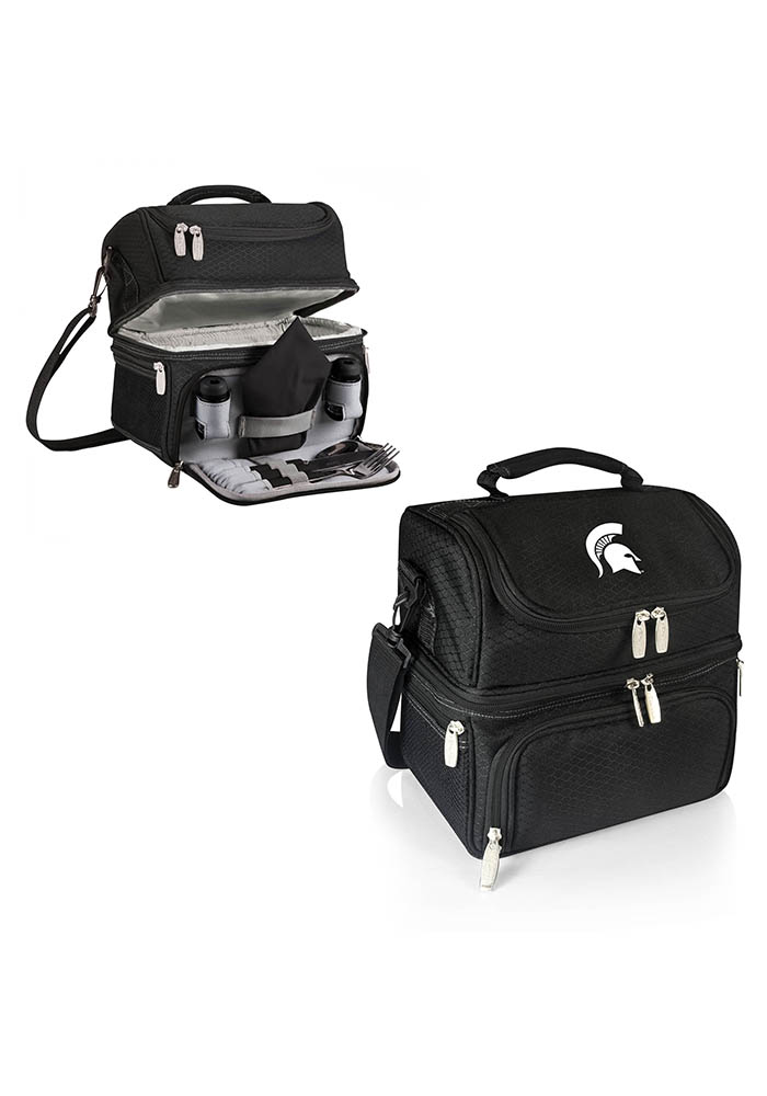 Michigan State Spartans Pranzo Personal Cooler - Image 1