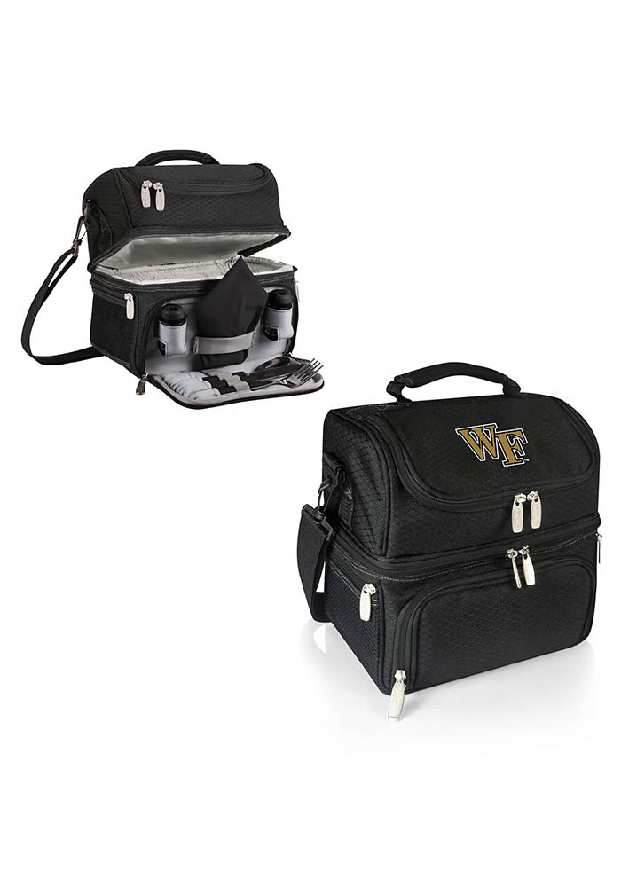 Wake Forest Demon Deacons Pranzo Personal Cooler - Image 1