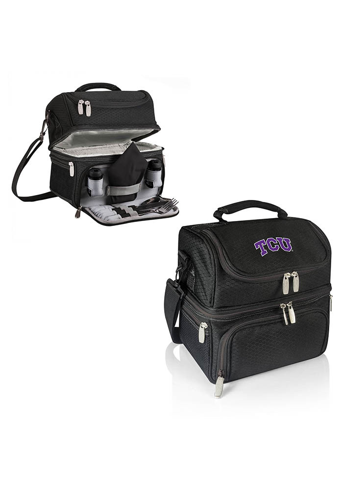 TCU Horned Frogs Pranzo Personal Cooler - Image 1