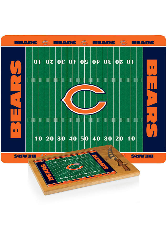 Chicago Bears Icon Cutting Board - Image 1