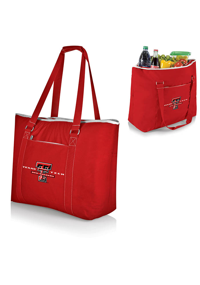 Texas Tech Red Raiders Tahoe Tote Cooler - Image 1