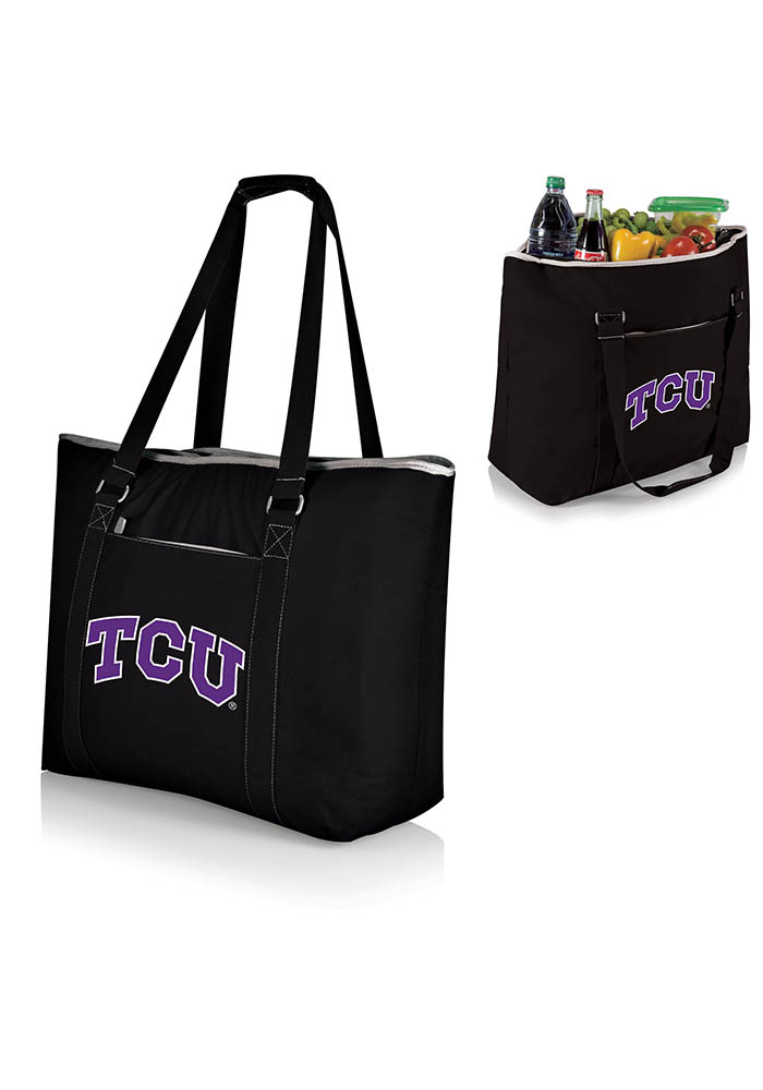 TCU Horned Frogs Tahoe Tote Cooler - Image 1