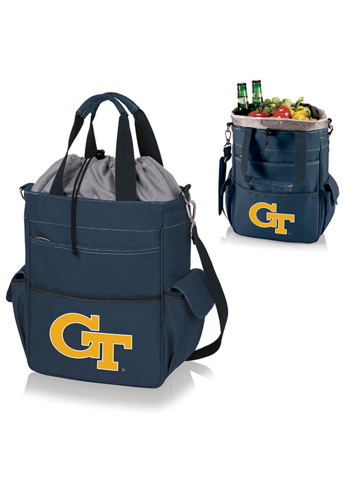GA Tech Yellow Jackets Activo Cooler - Image 1