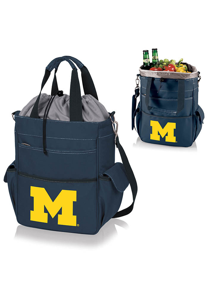 Michigan Wolverines Activo Cooler - Image 1