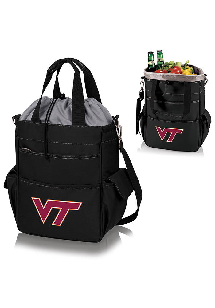 Virginia Tech Hokies Activo Cooler - Image 1