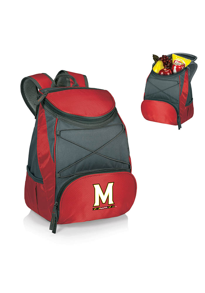 Maryland Terrapins PTX Backpack Cooler - Image 1