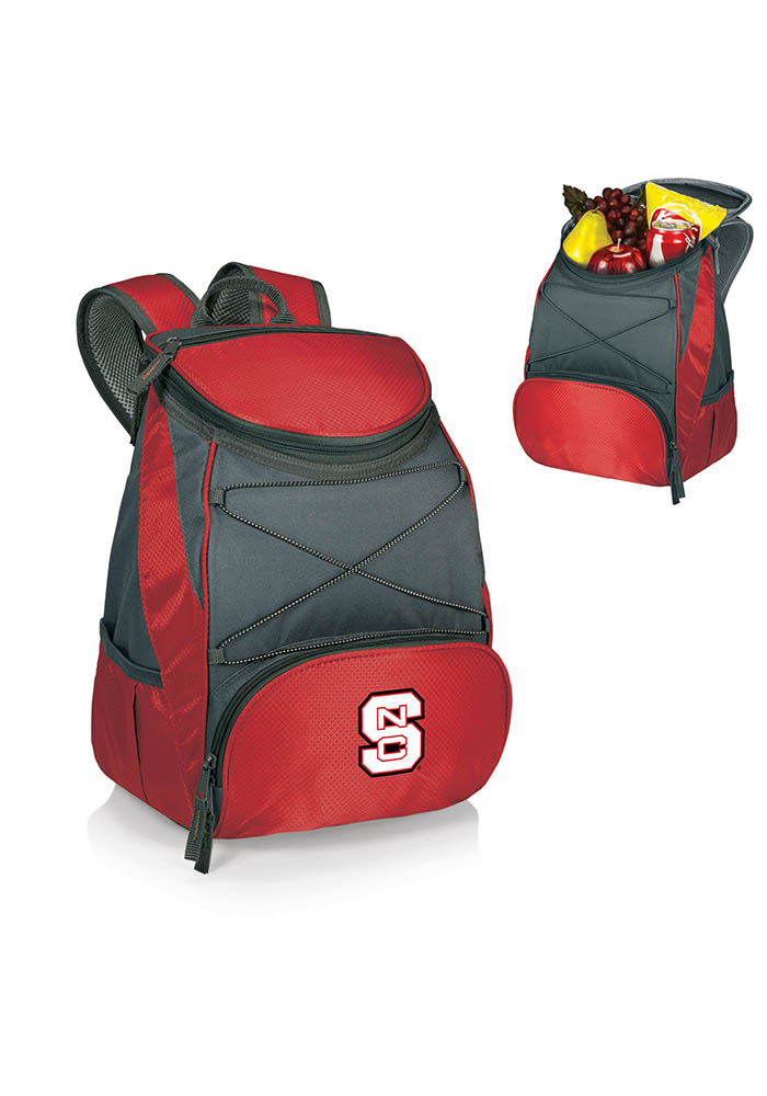 NC State Wolfpack PTX Backpack Cooler - Image 1