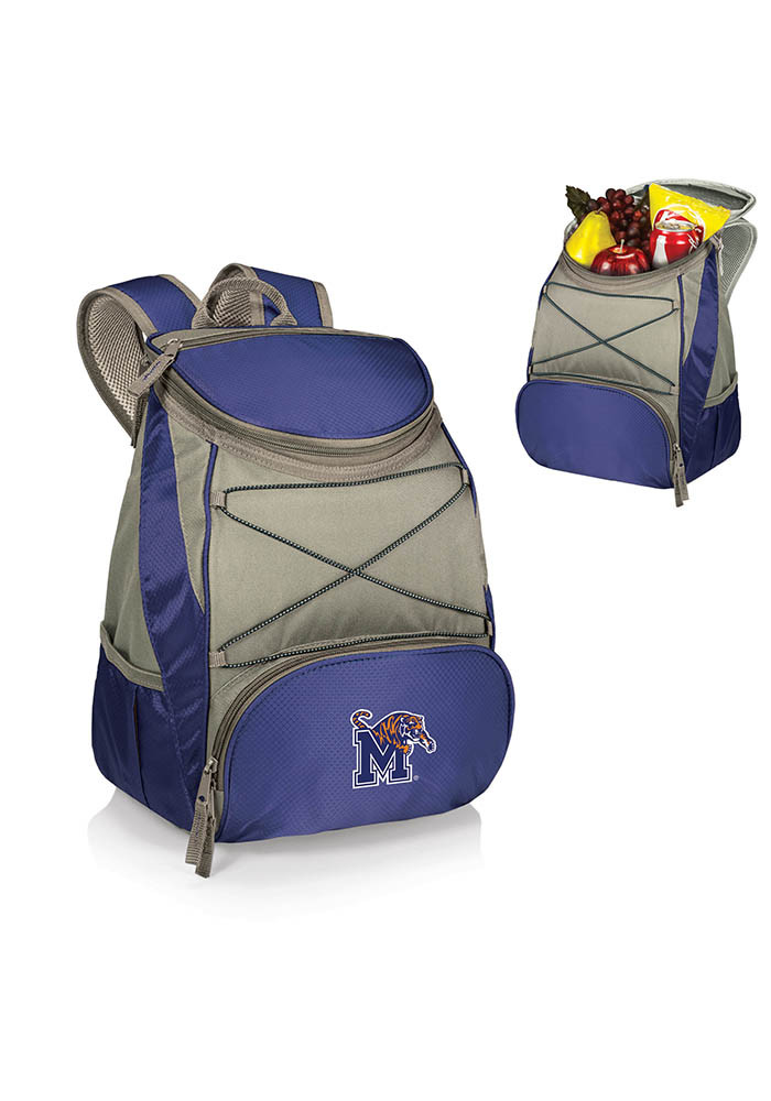 Memphis Tigers PTX Backpack Cooler - Image 1