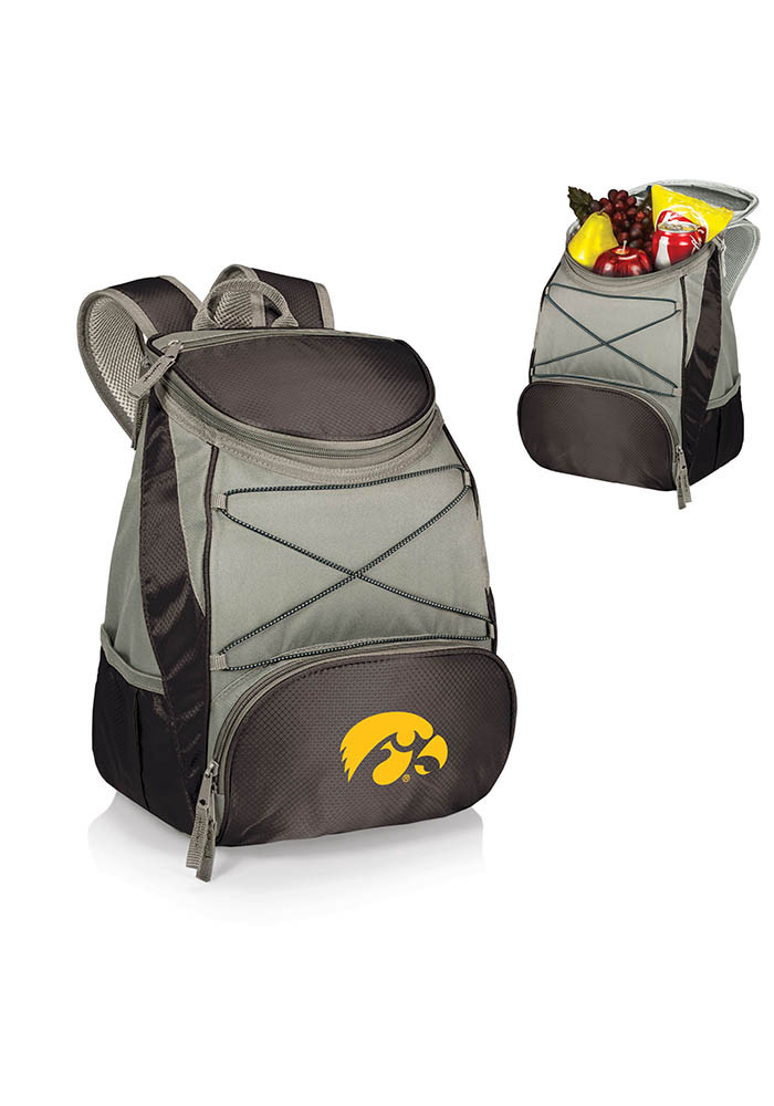 Iowa Hawkeyes PTX Backpack Cooler - Image 1