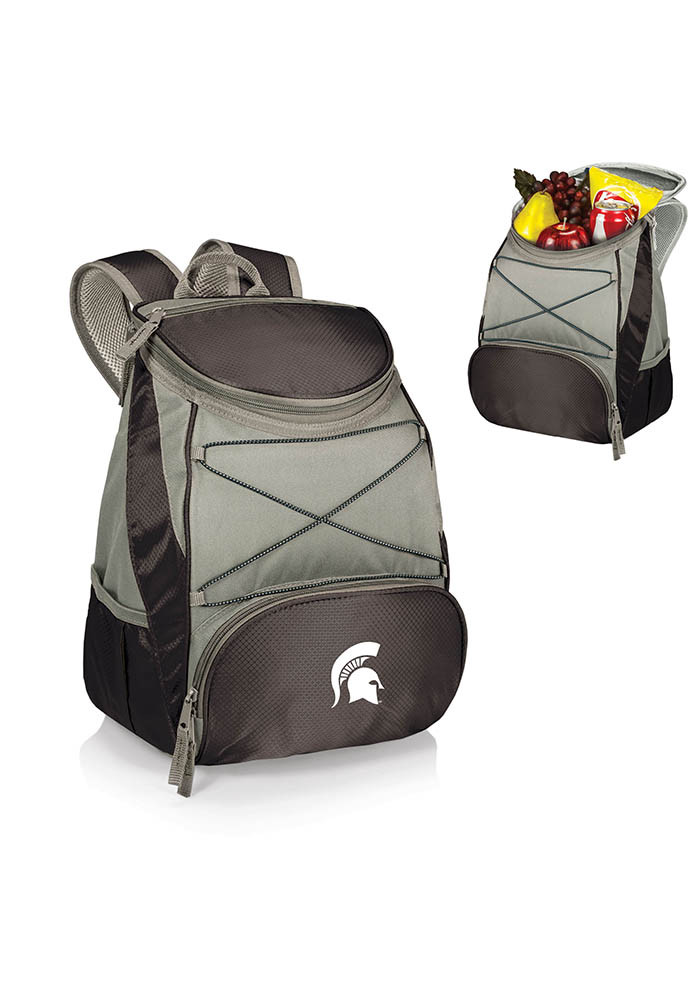 Michigan State Spartans PTX Backpack Cooler - Image 1