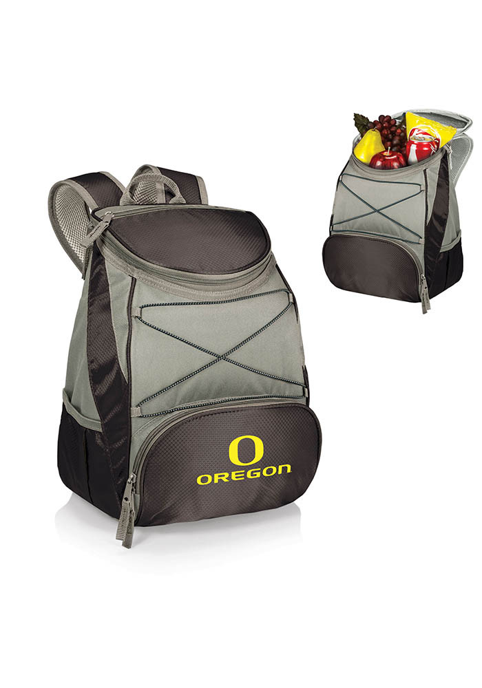 Oregon Ducks PTX Backpack Cooler - Image 1