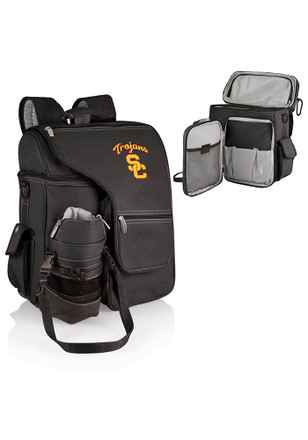 USC Trojans Embroidered Turismo Backpack Cooler