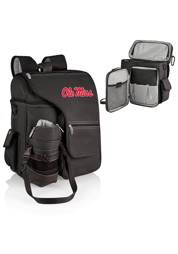 Ole Miss Rebels Embroidered Turismo Backpack Cooler - Image 1